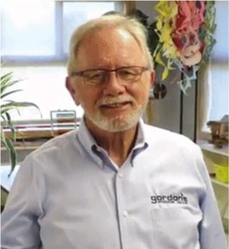 Gordon Clements - Founder & Inventor of Securshade
